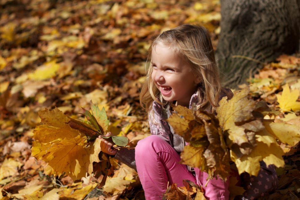 focení děti v parku iveta solařová brno