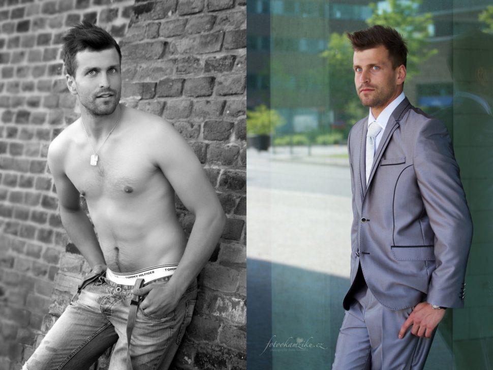 portrétní foto pro muže v Brně