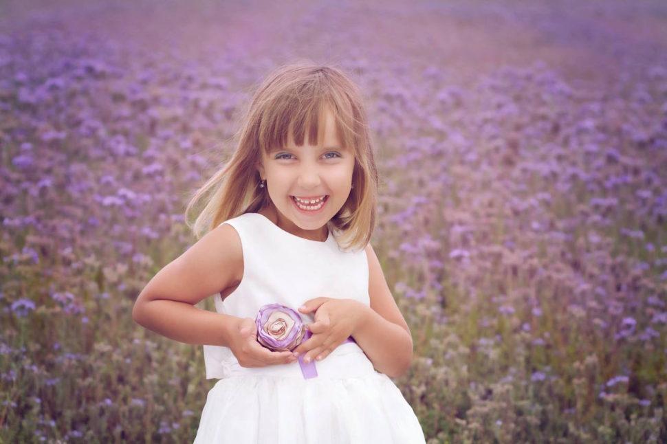 focení dětí v přírodě fotografka brno