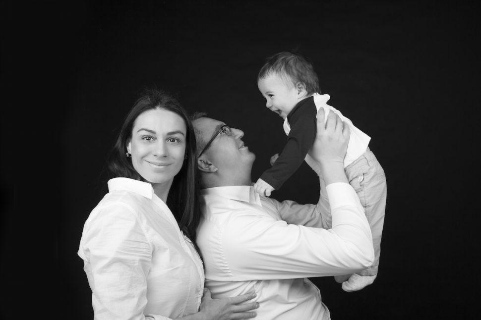 rodinná fotorafie ateliér v brně