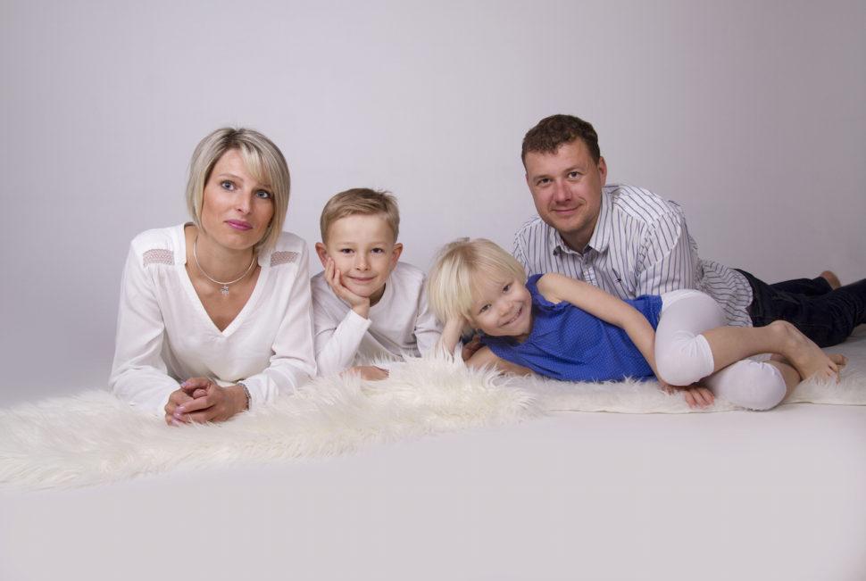 rodinné focení brno ateliér iveta solařová