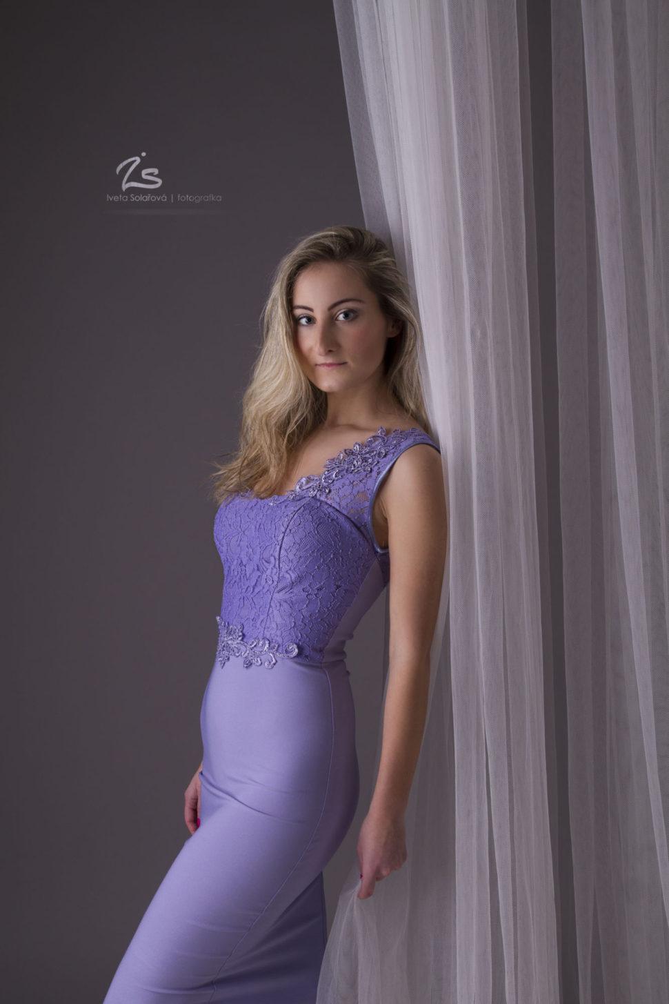 Glamour focení Iveta Solařová
